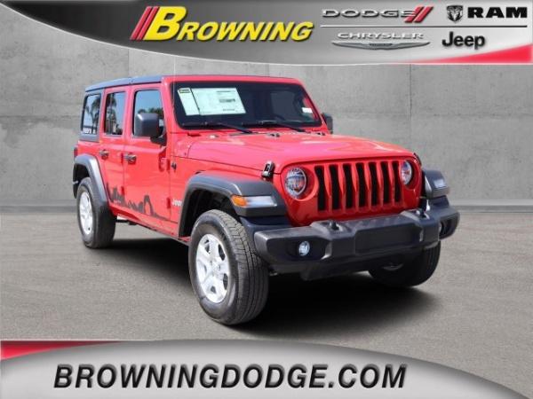2020 Jeep Wrangler in Norco, CA