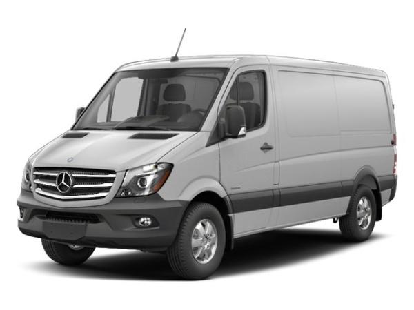 2017 Mercedes-Benz Sprinter Cargo 2500