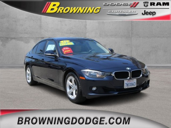 2015 BMW 3 Series in Norco, CA