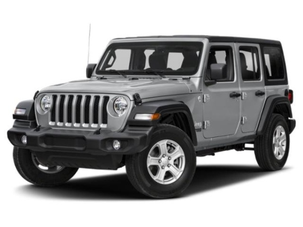 2019 Jeep Wrangler Rubicon