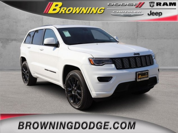 2020 Jeep Grand Cherokee in Norco, CA