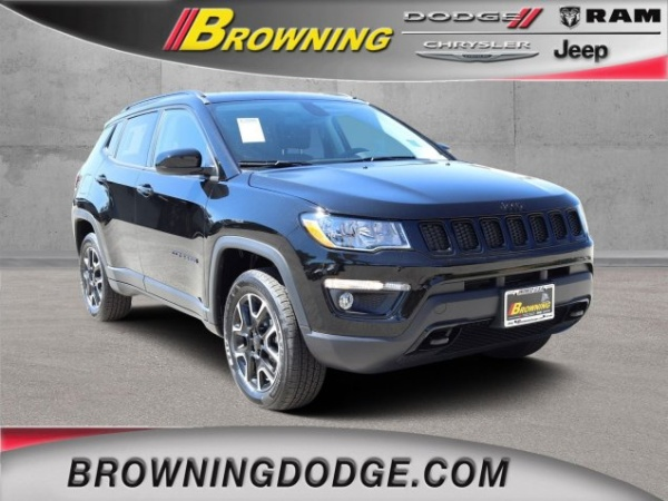 2019 Jeep Compass in Norco, CA