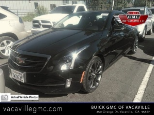 Used 2017 Cadillac Ats Coupes For Sale Search 17 Used Coupe