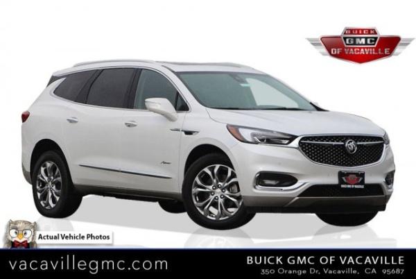 2019 Buick Enclave Avenir