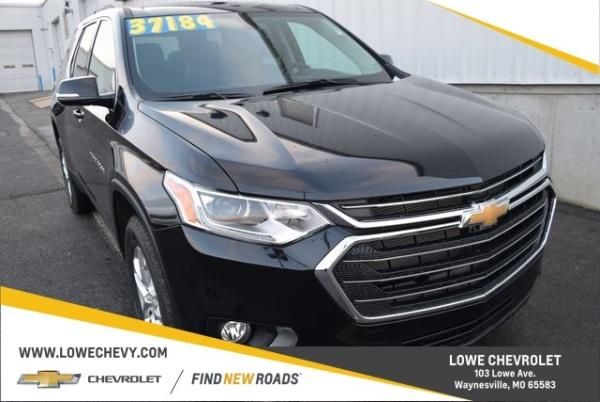 2020 Chevrolet Traverse in Waynesville, MO