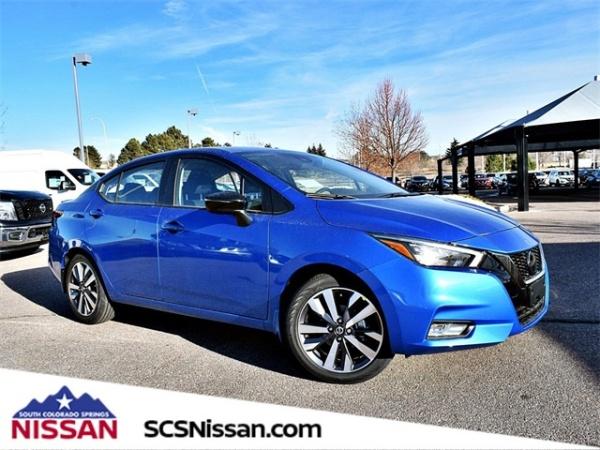 2020 Nissan Versa in Colorado Springs, CO