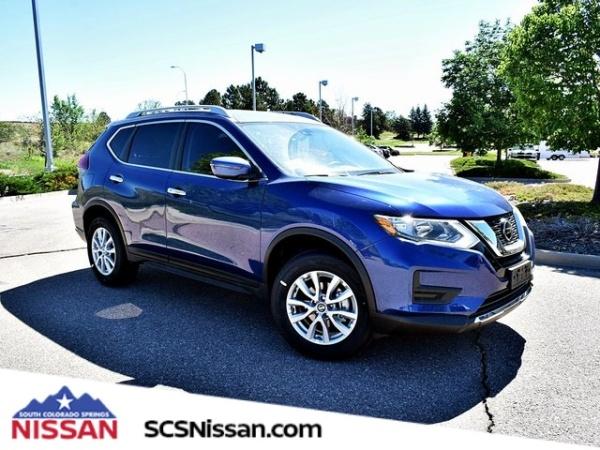 2020 Nissan Rogue in Colorado Springs, CO