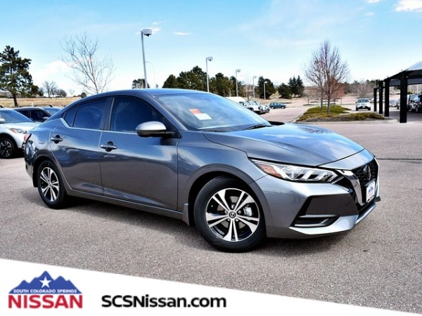2020 Nissan Sentra in Colorado Springs, CO