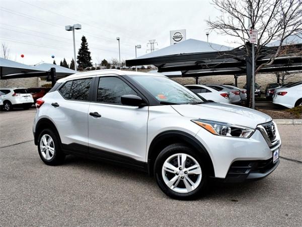 2019 Nissan Kicks in Colorado Springs, CO