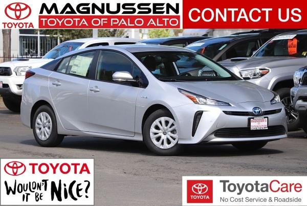 2019 Toyota Prius In Palo Alto Ca