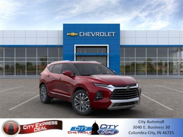 2020 Chevrolet Blazer in Columbia City, IN