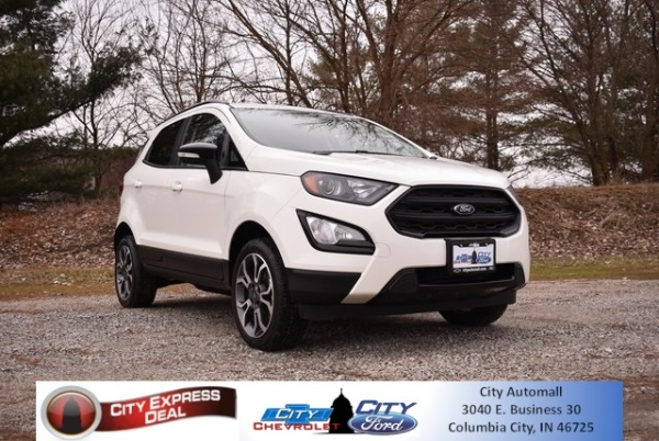 2019 Ford EcoSport in Columbia City, IN