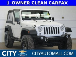 2016 Jeep Wrangler Sport For In Columbia City