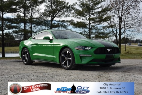 2019 Ford Mustang in Columbia City, IN