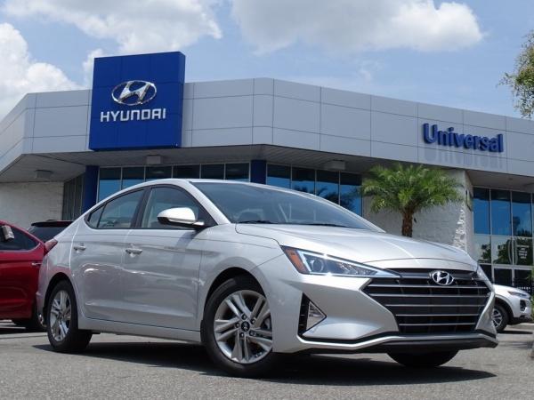 2020 Hyundai Elantra in Orlando, FL