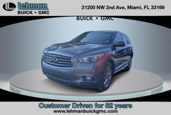 2015 INFINITI QX60 in North Miami, FL