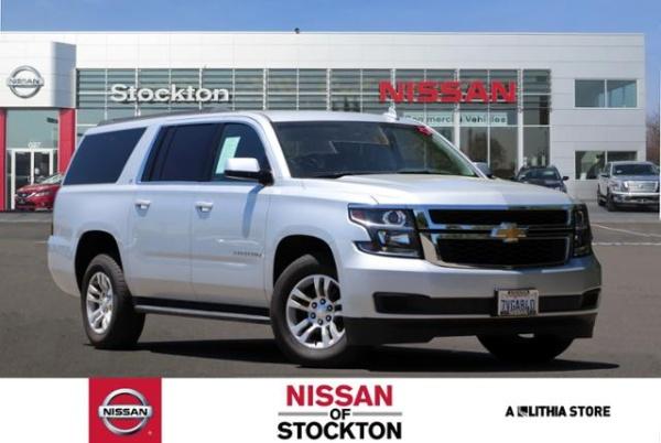 2017 Chevrolet Suburban in Stockton, CA