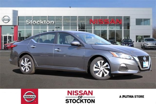 2020 Nissan Altima in Stockton, CA