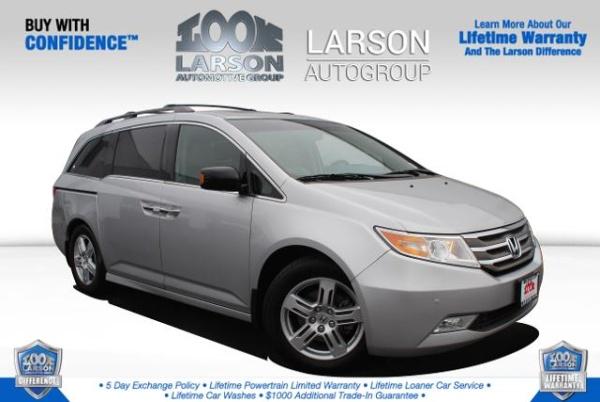 2011 Honda Odyssey Reliability - Consumer Reports