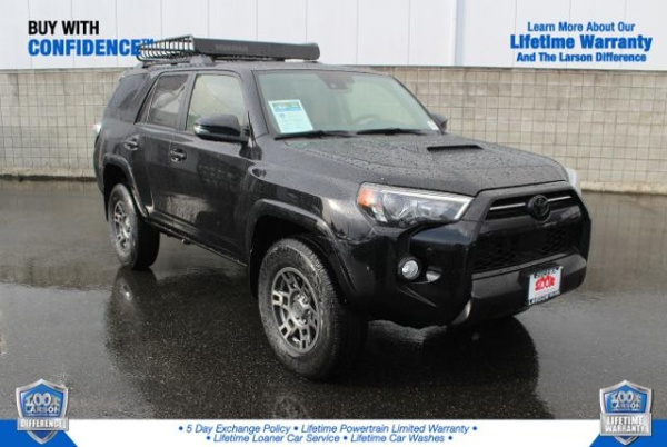2020 Toyota 4Runner in Tacoma, WA