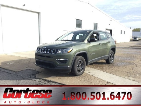 2019 Jeep Compass in Rochester, NY