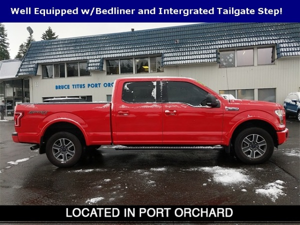 2016 Ford F-150 in Port Orchard, WA