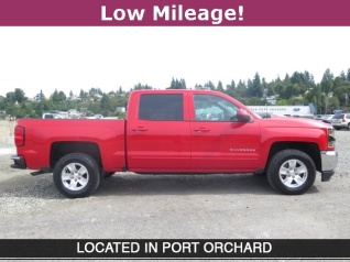 2016 Chevrolet Silverado 1500 Lt Crew Cab Short Box 2wd For