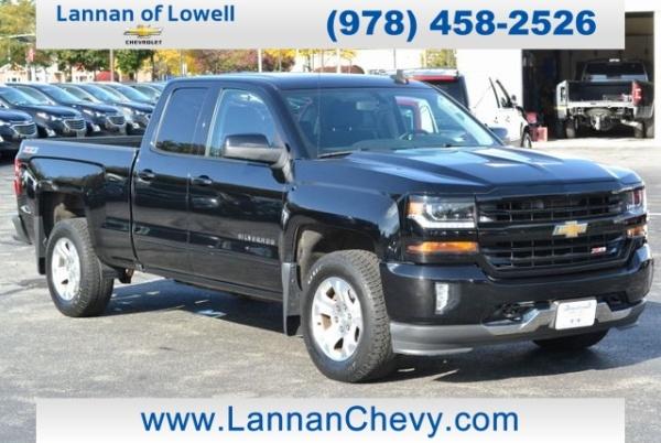 2016 Chevrolet Silverado 1500 in Lowell, MA