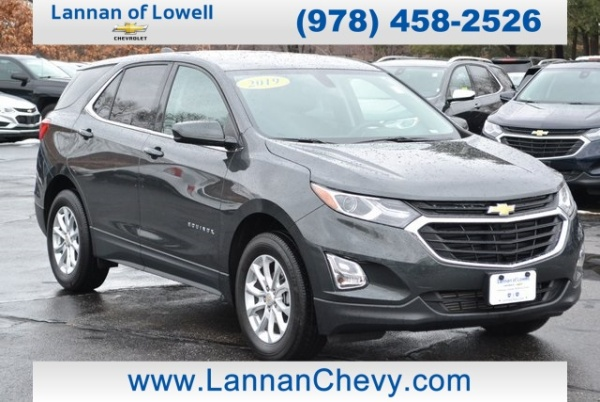 2019 Chevrolet Equinox in Lowell, MA