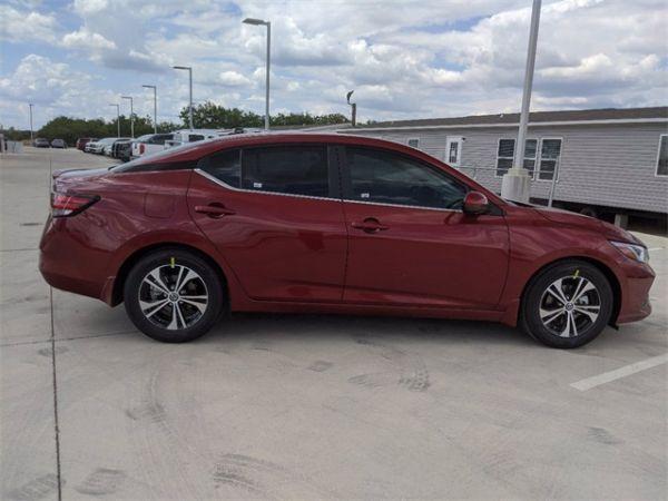2020 Nissan Sentra in New Braunfels, TX