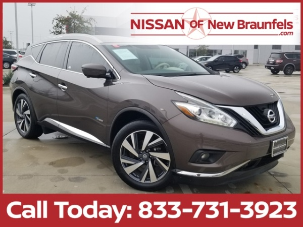 2016 Nissan Murano in New Braunfels, TX