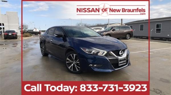 2017 Nissan Maxima in New Braunfels, TX