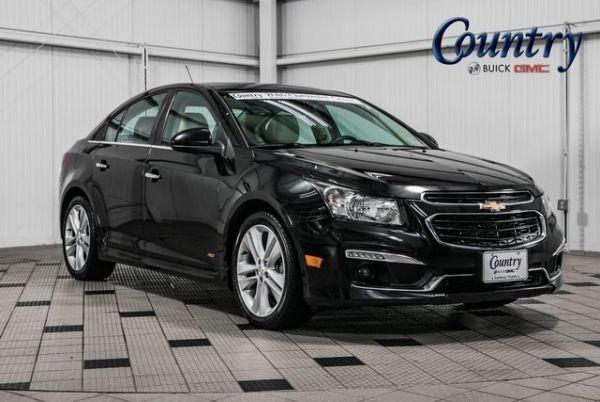 2016 Chevrolet Cruze Limited in Leesburg, VA
