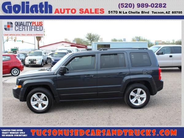 2015 Jeep Patriot in Tucson, AZ