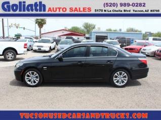 Bmw Of Tucson >> Used Bmw 5 Series For Sale In Tucson Az Truecar