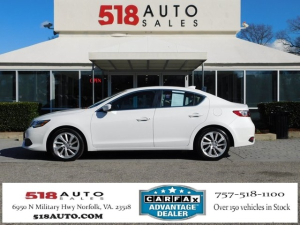 2016 Acura ILX in Norfork, VA