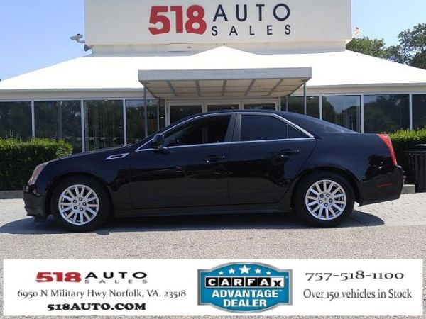 2012 Cadillac CTS Luxury