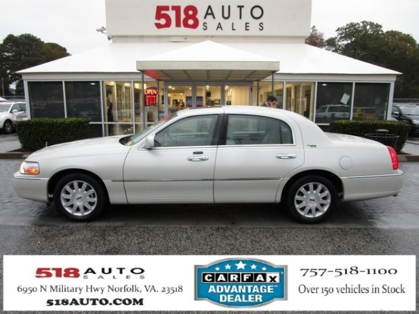 2007 Lincoln Town Car Signature Limited For Sale In Norfork Va