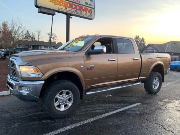 2012 Ram 3500 in Albany, OR