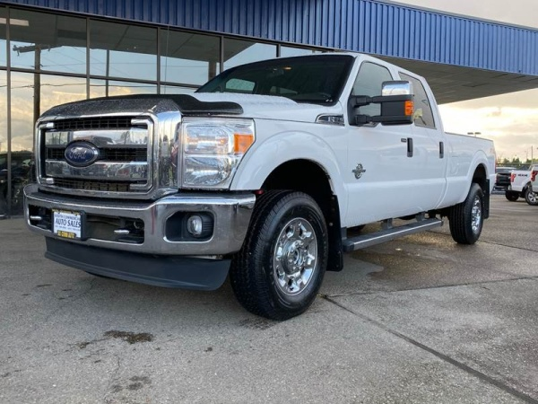 2016 Ford Super Duty F-350 in Albany, OR