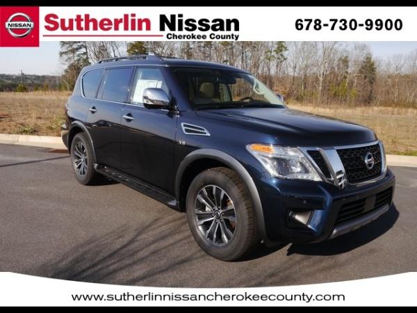2020 Nissan Armada in Holly Springs, GA