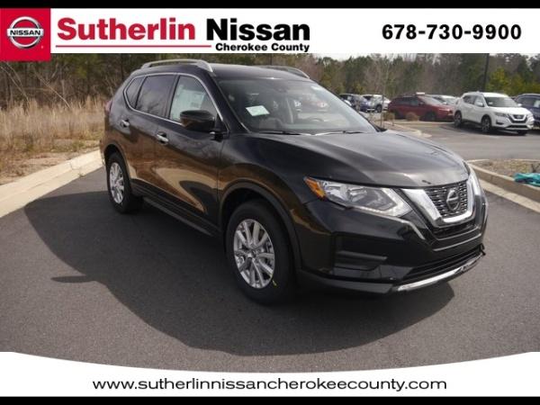 2020 Nissan Rogue in Holly Springs, GA