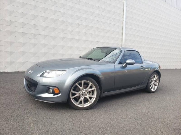 2013 Mazda MX-5 Miata Grand Touring