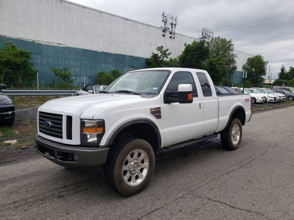 2009 Ford Super Duty F-350 FX4