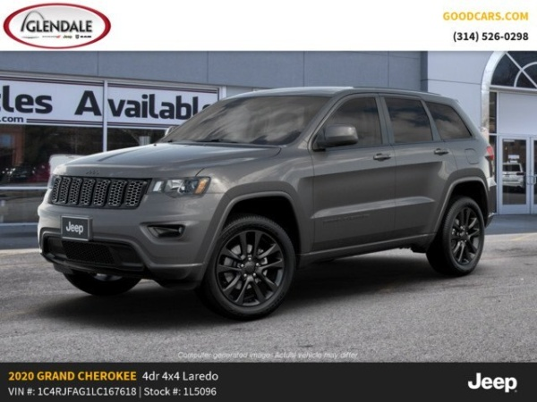 2020 Jeep Grand Cherokee in Glendale, MO