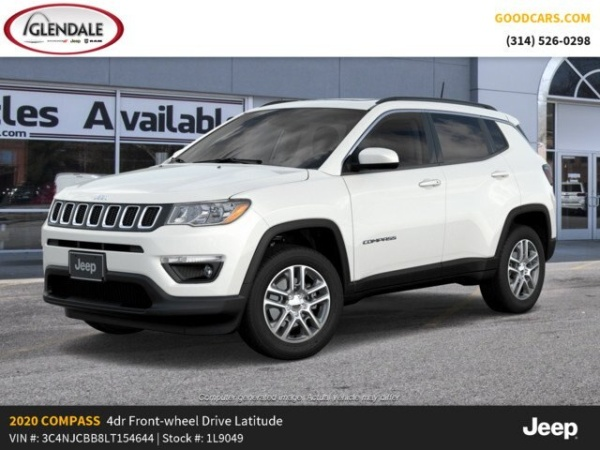 2020 Jeep Compass in Glendale, MO