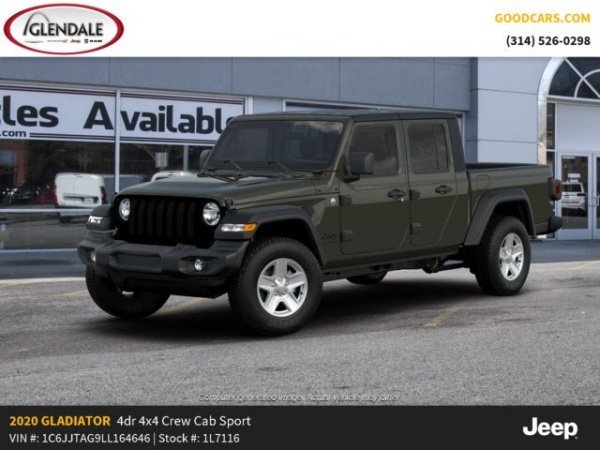 2020 Jeep Gladiator in Glendale, MO