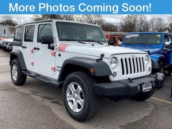 2014 Jeep Wrangler in Glendale, MO