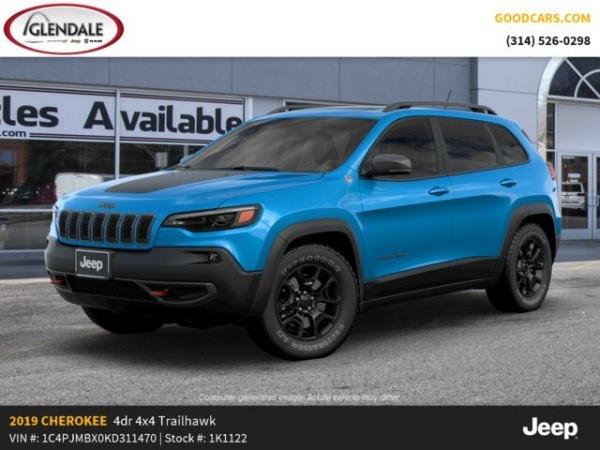 2019 Jeep Cherokee in Glendale, MO