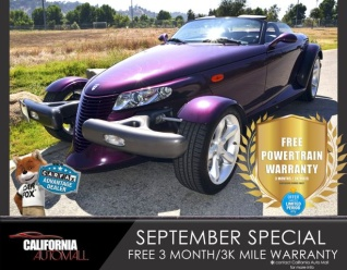 Used Plymouth Prowlers for Sale   TrueCar
